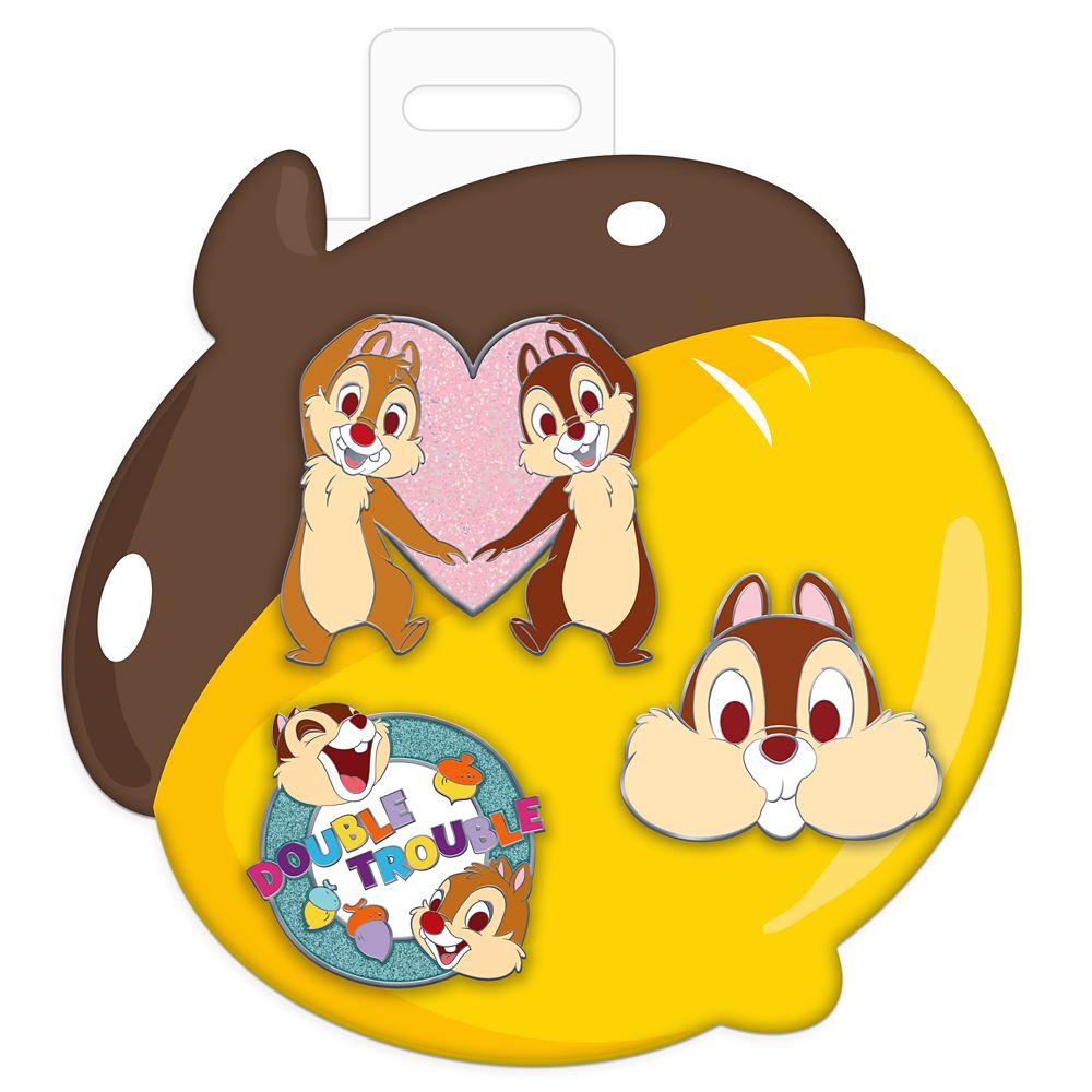 Chip 'N Dale Pin Set – Oh My Disney