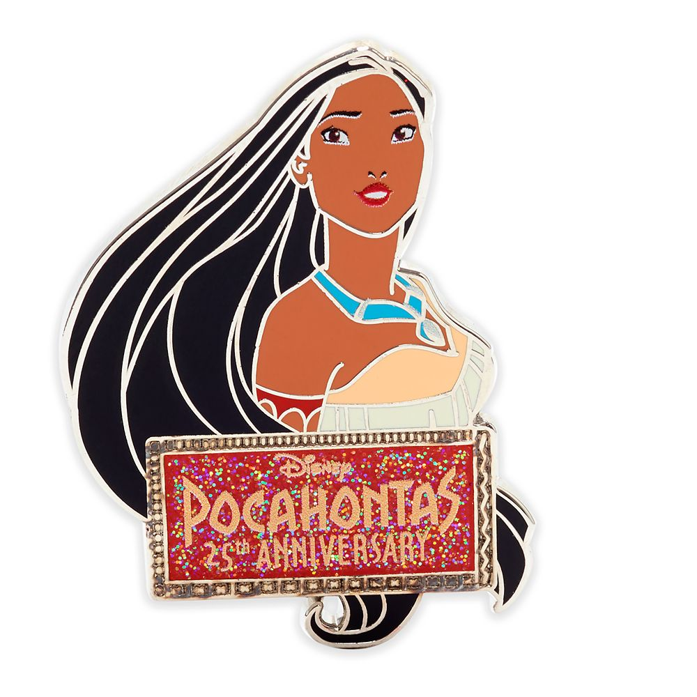 Pocahontas 25th Anniversary Pin Set – Limited Edition
