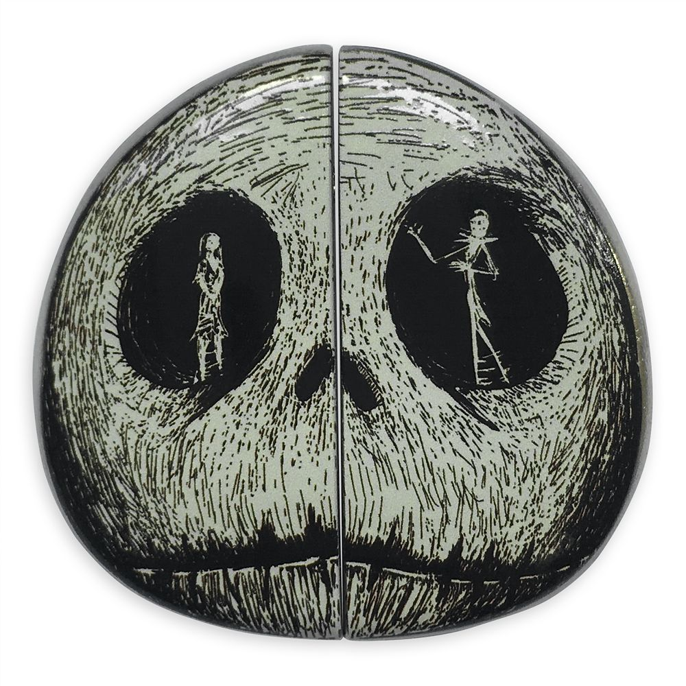 Jack Skellington and Sally Pin Set – Tim Burton's The Nightmare Before Christmas