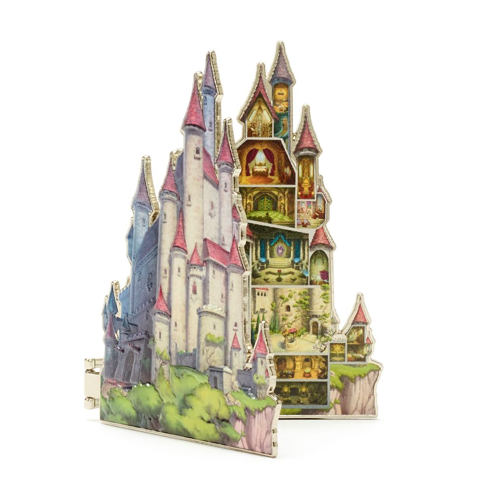Snow White Castle Pin – Disney Castle Collection – Limited Release