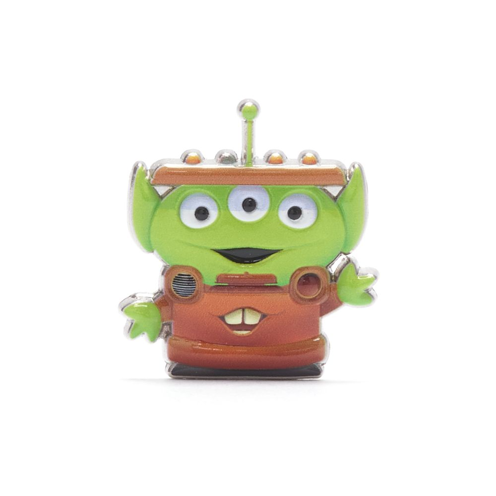 Toy Story Alien Pixar Remix Pin – Tow Mater – Limited Release