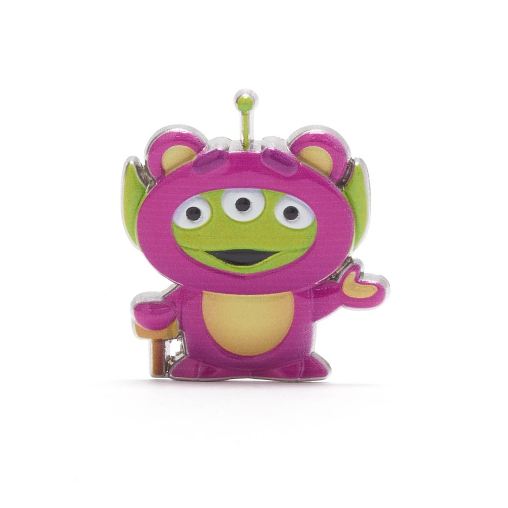 Toy Story Alien Pixar Remix Pin – Lotso – Limited Release