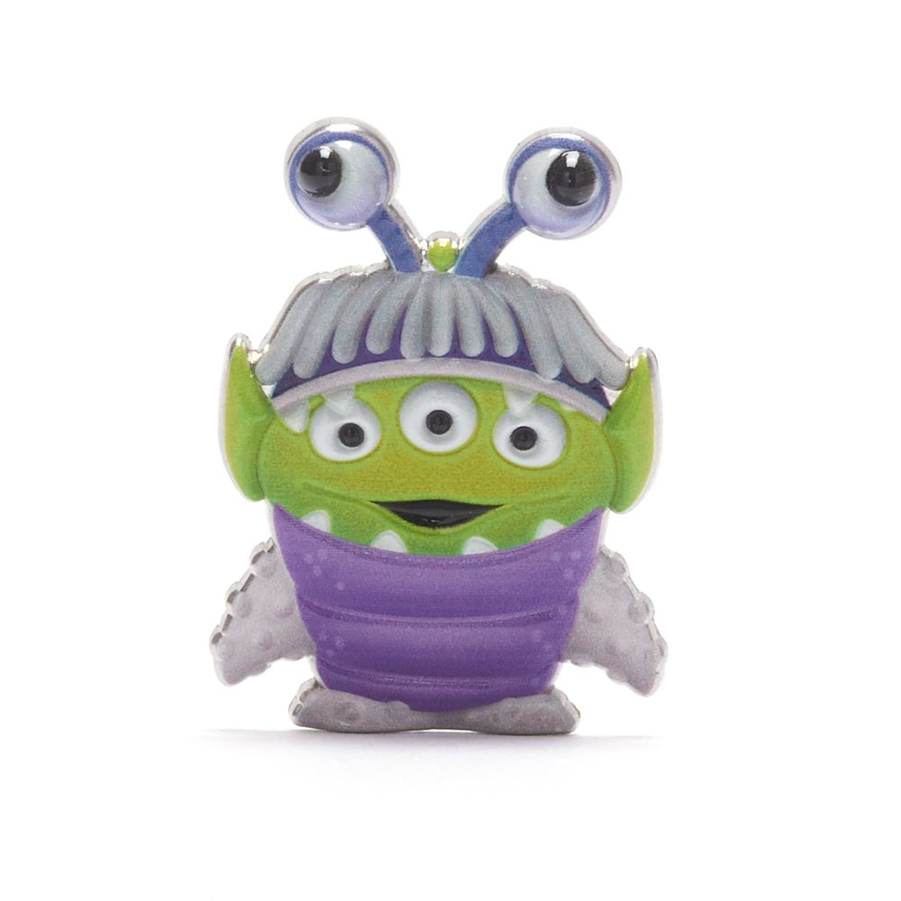 Toy Story Alien Pixar Remix Pin – Boo – Limited Release