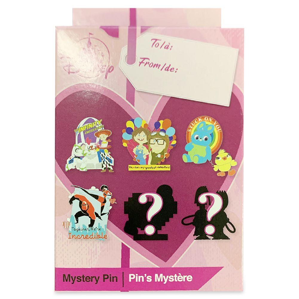 Pixar Pals Valentine's Day Mystery Pin
