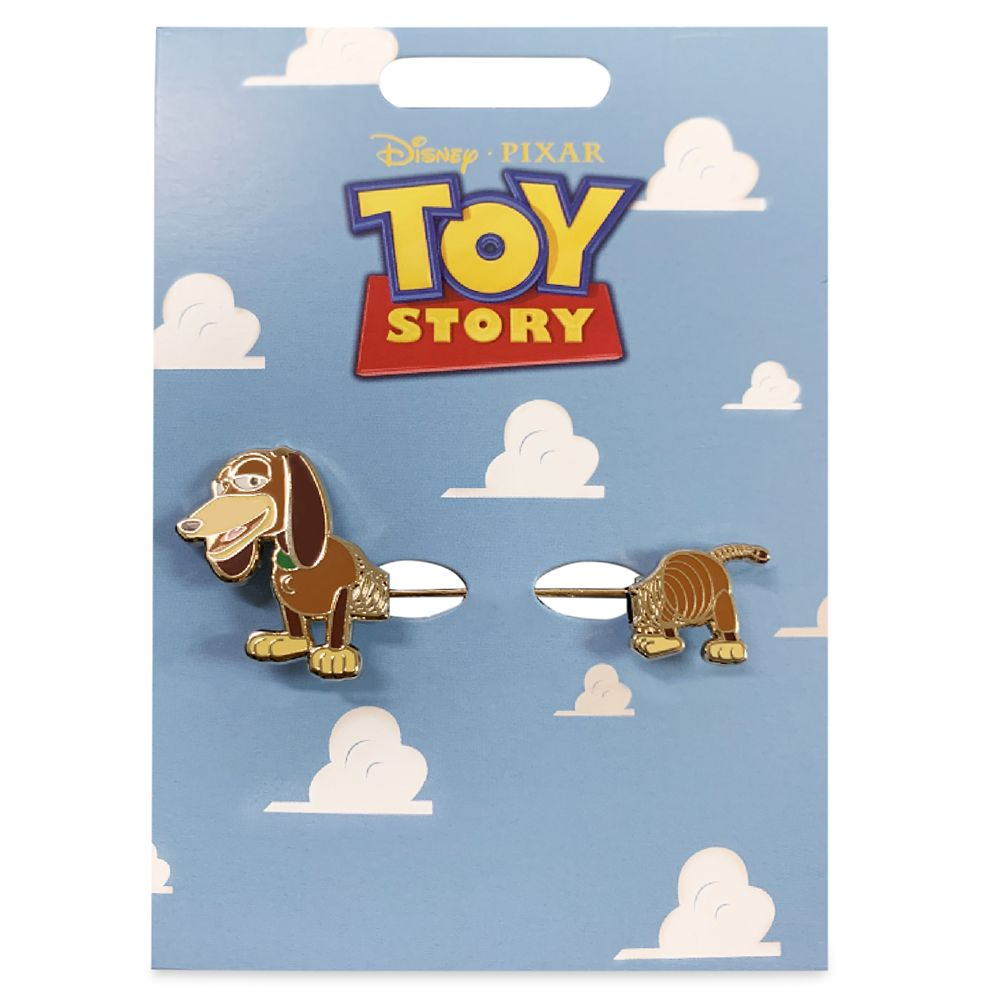 Slinky Dog Flair Pin – Toy Story