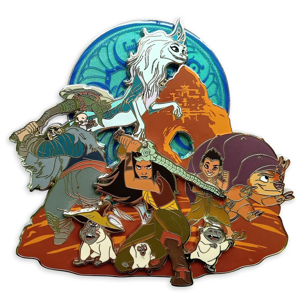 Raya and the Last Dragon Pin – Limited Edition