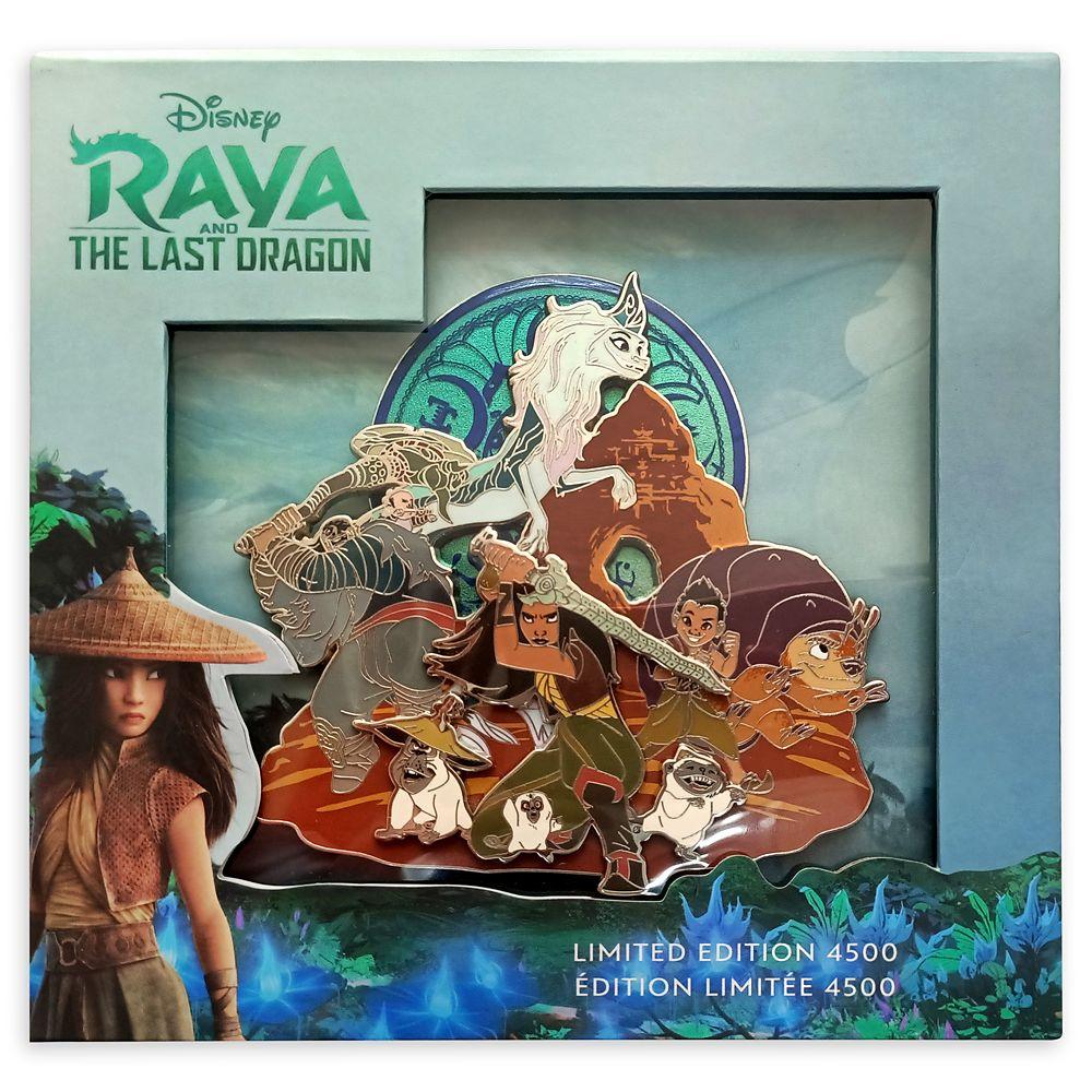 Raya and the Last Dragon Pin – Limited Edition