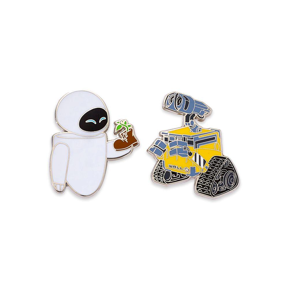 WALL•E and E.V.E. Couples Pin Set