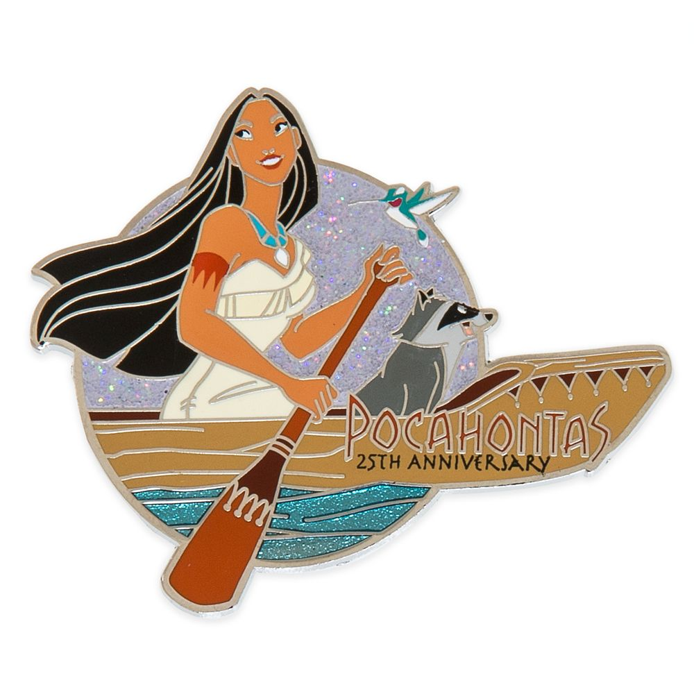 Pocahontas Pin – 25th Anniversary – Limited Release