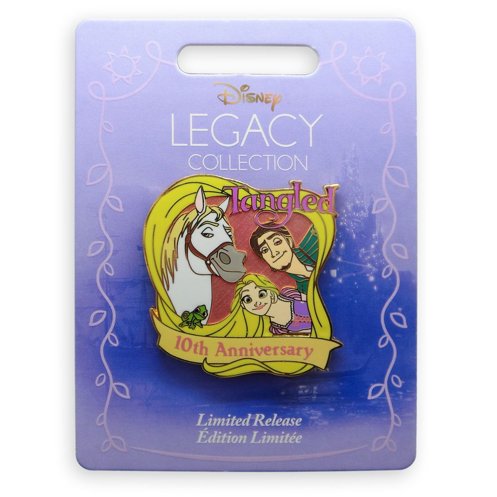 Tangled Pin – 10th Anniversary – Limited Release