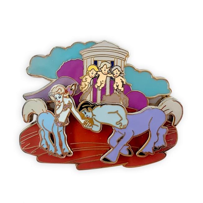Centaur and Cherub Pin – Fantasia 80th Anniversary – Limited Release