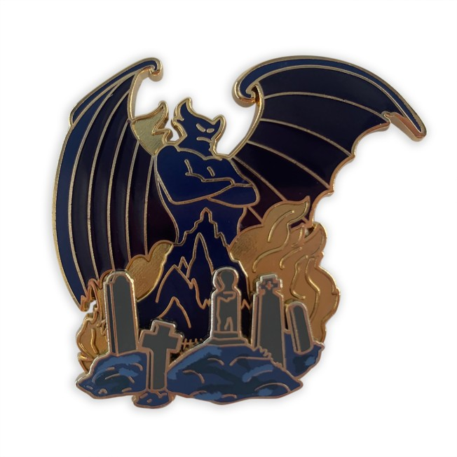 Chernabog Pin – Fantasia 80th Anniversary – Limited Release