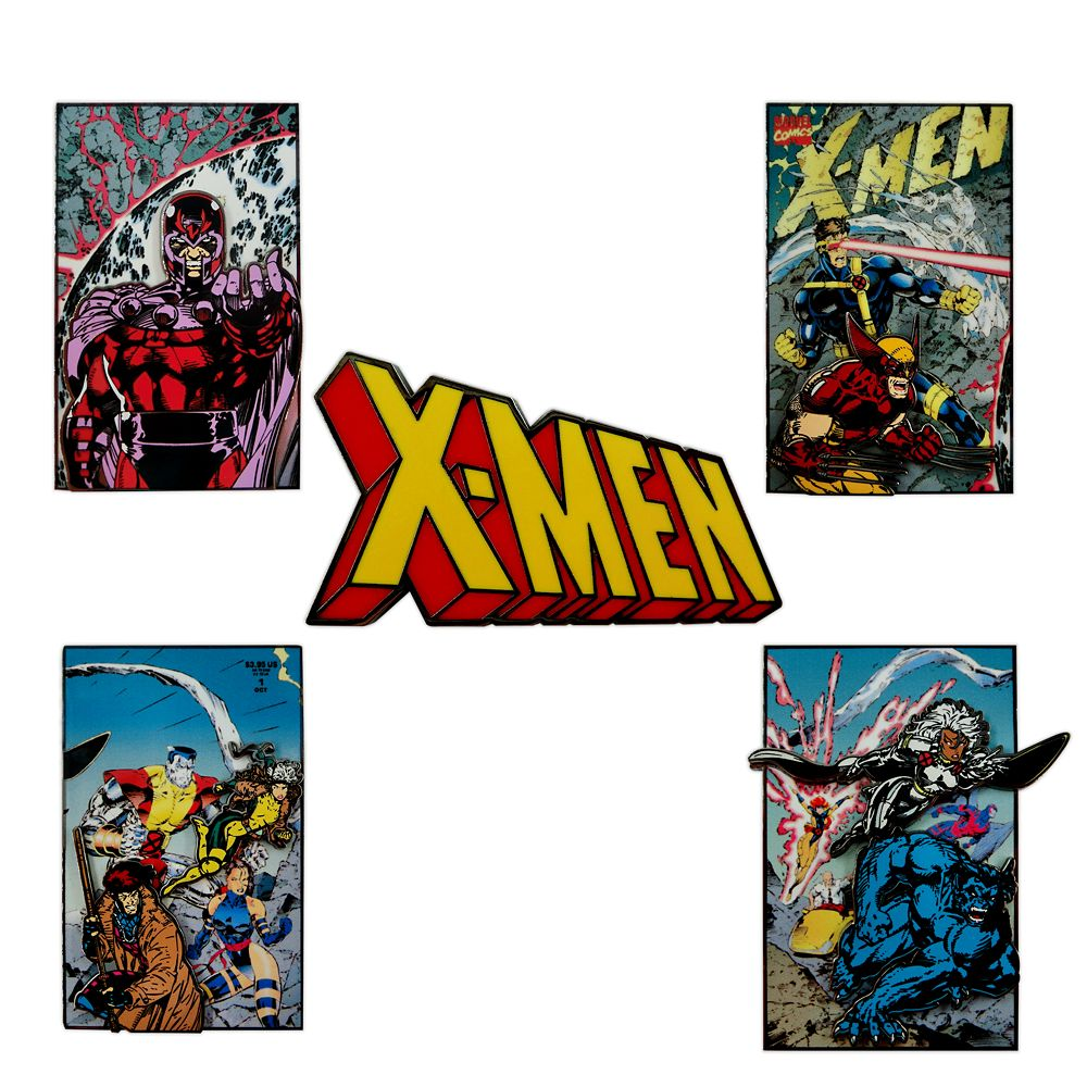 X-Men Pin Set – Limited Edition