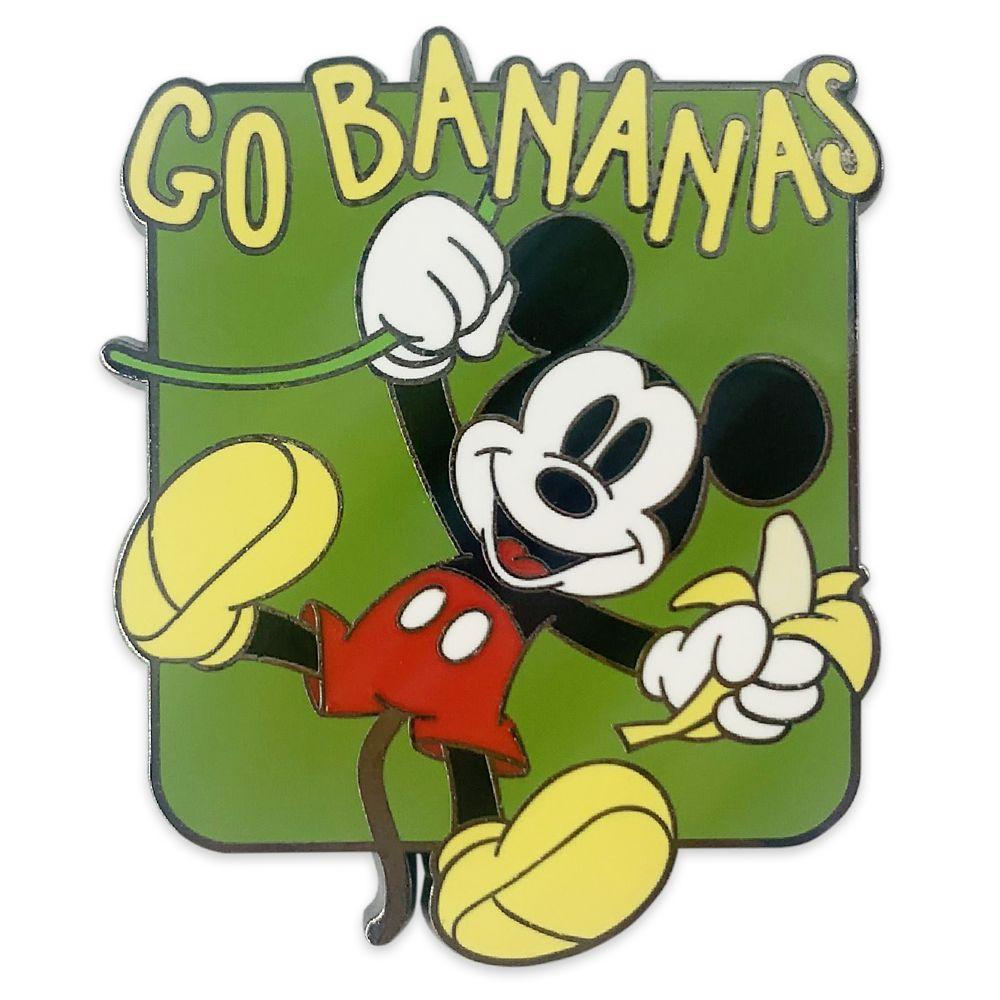 Disney Character Food Mystery Pin