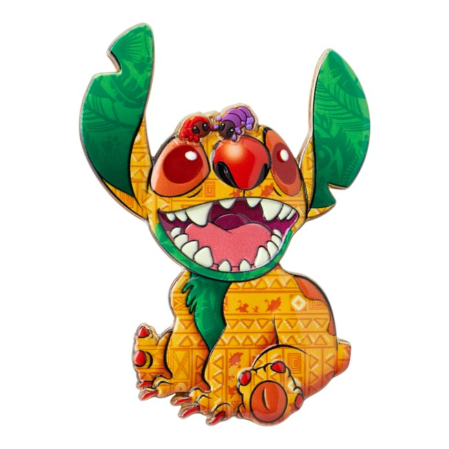 Stitch Crashes Disney Jumbo Pin – The Lion King – Limited Release – Pre-Order