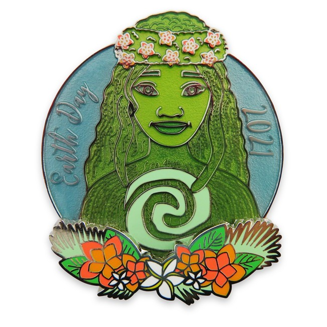 Moana Pin – Earth Day 2021 – Limited Release