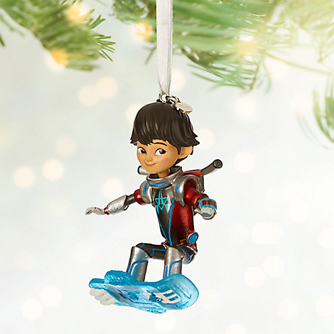 Miles From Tomorrowland Sketchbook Ornament - Personalizable