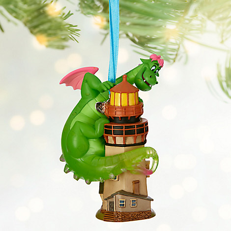 Elliott Sketchbook Ornament - Pete's Dragon