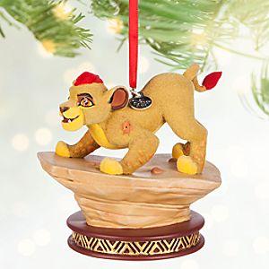 Kion Sketchbook Ornament - The Lion Guard - Personalizable