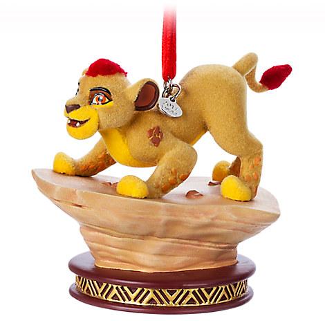 Kion Sketchbook Ornament - The Lion Guard