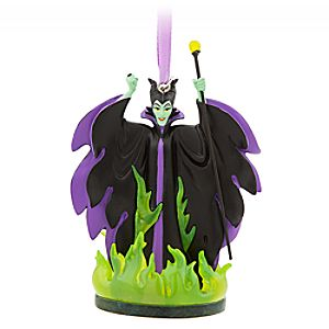 Maleficent Sketchbook Ornament