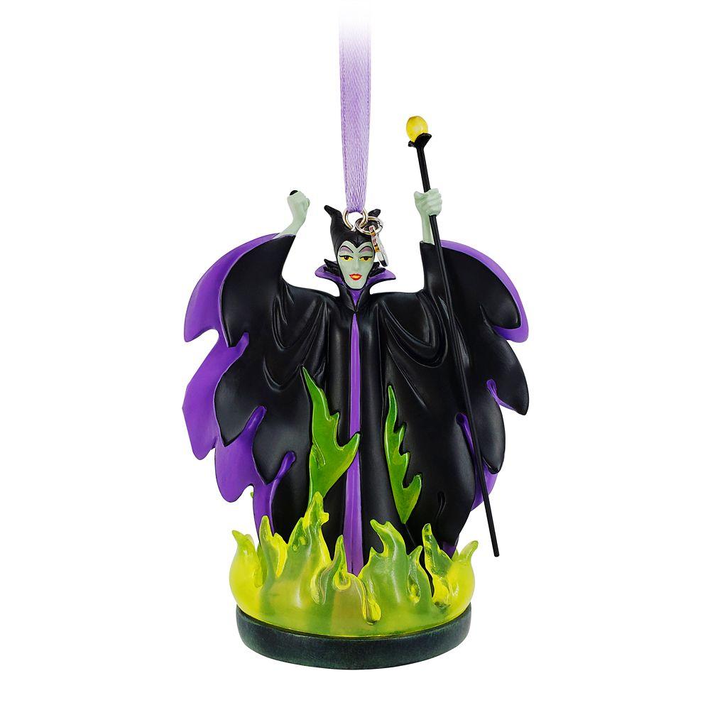 Maleficent Sketchbook Ornament – Sleeping Beauty