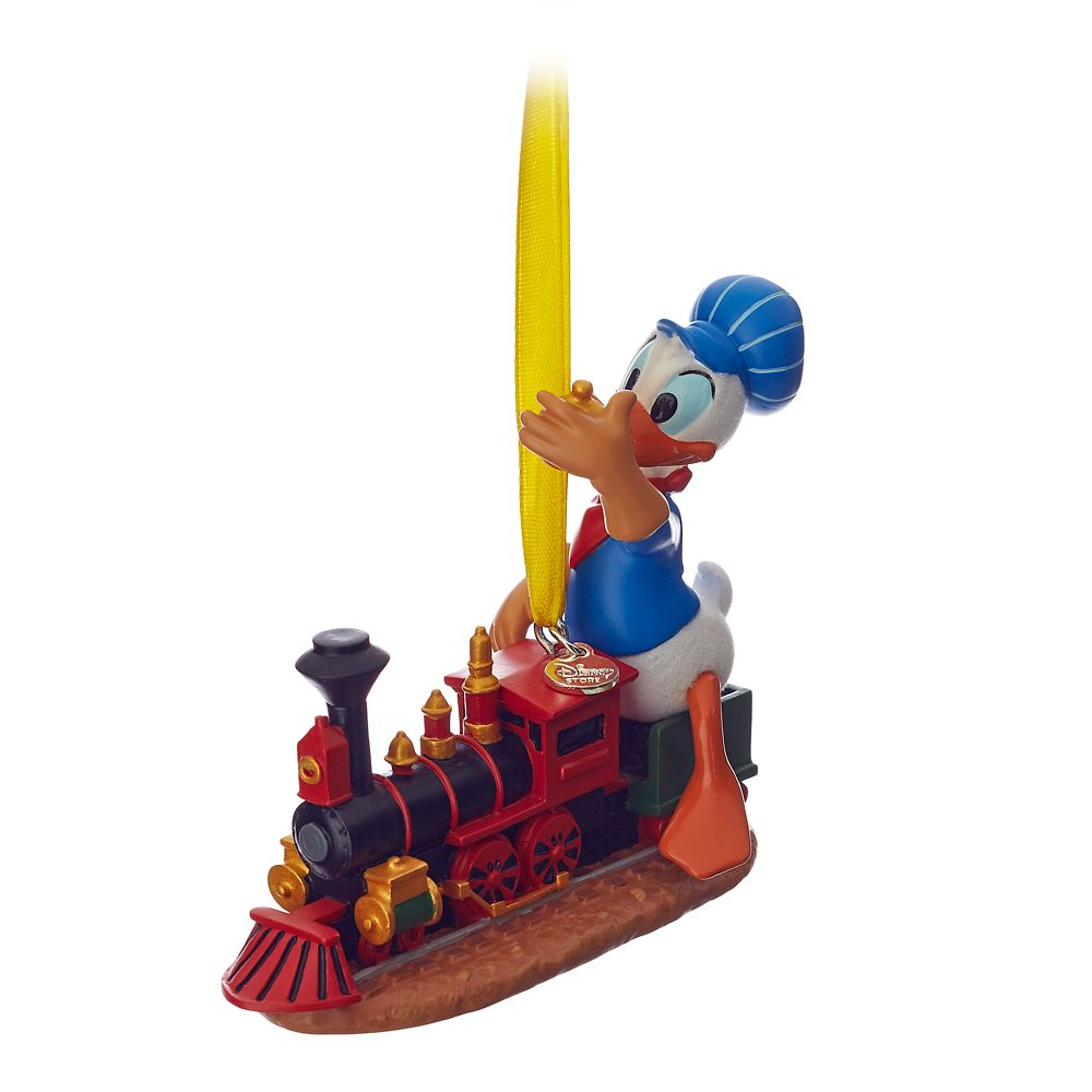 Donald Duck Sketchbook Ornament – ''Out of Scale''