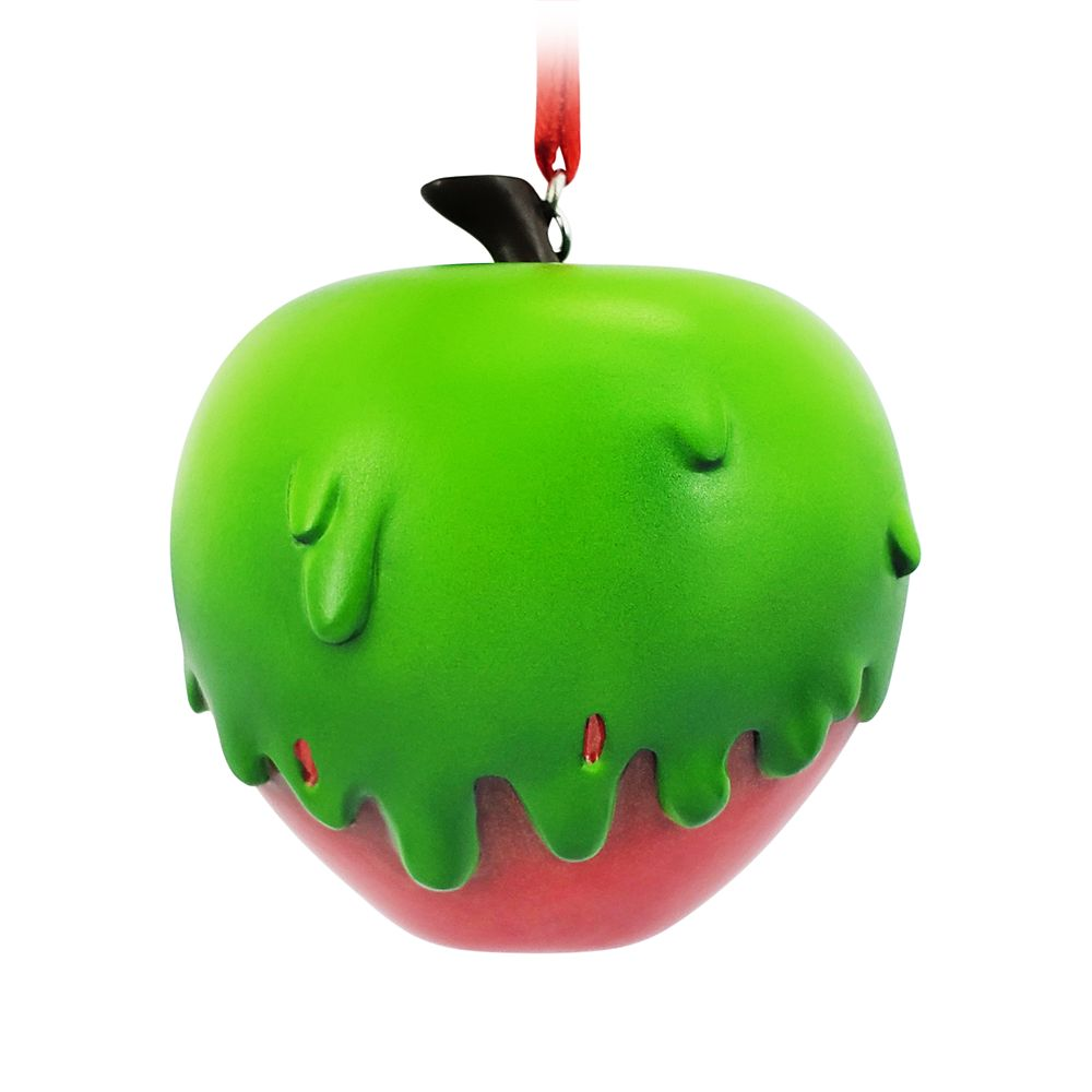 Poisoned Apple Sketchbook Ornament – Snow White and the Seven Dwarfs
