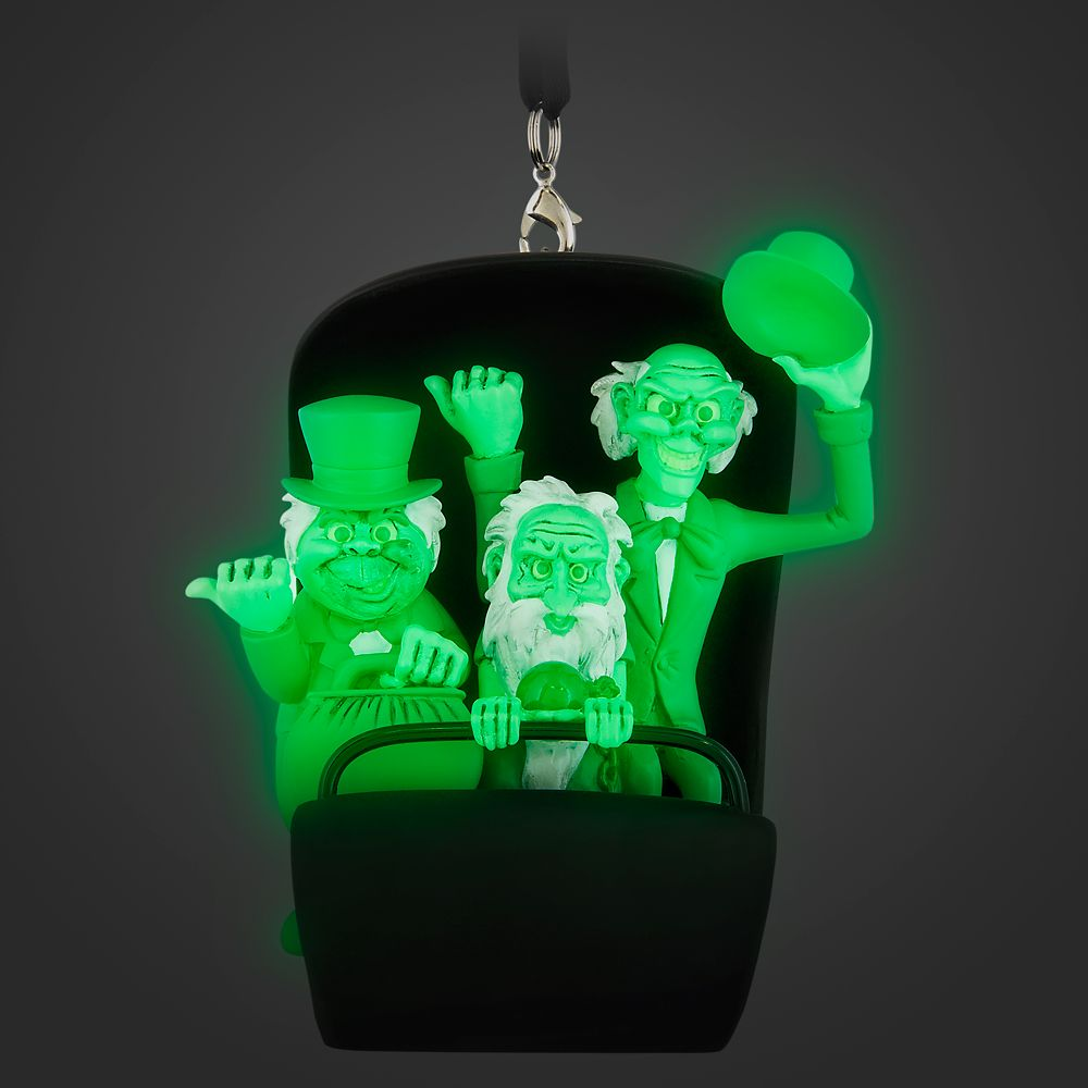 Hitchhiking Ghosts in Doom Buggy Sketchbook Ornament – The Haunted Mansion