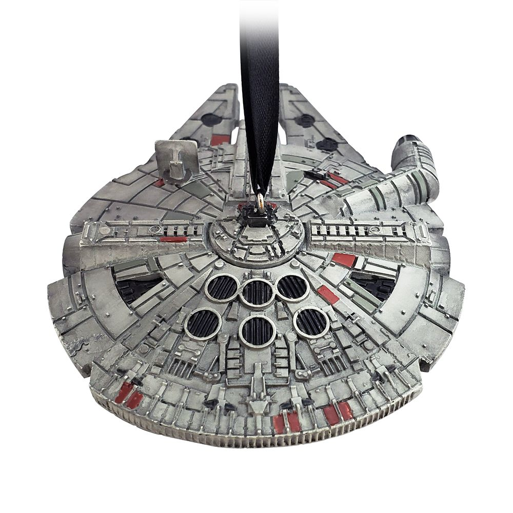 Millennium Falcon Sketchbook Ornament – Star Wars