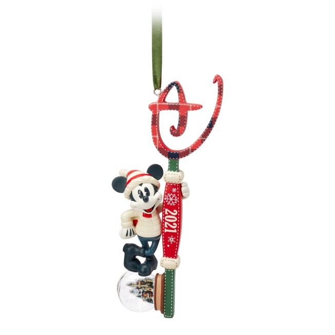 Mickey Mouse Collectible Key 2021 Sketchbook Ornament