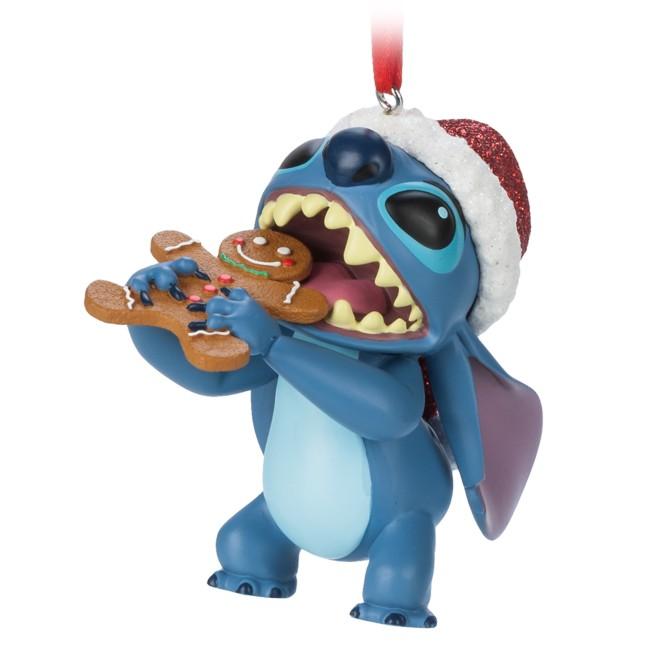 Stitch Figural Ornament – Lilo & Stitch