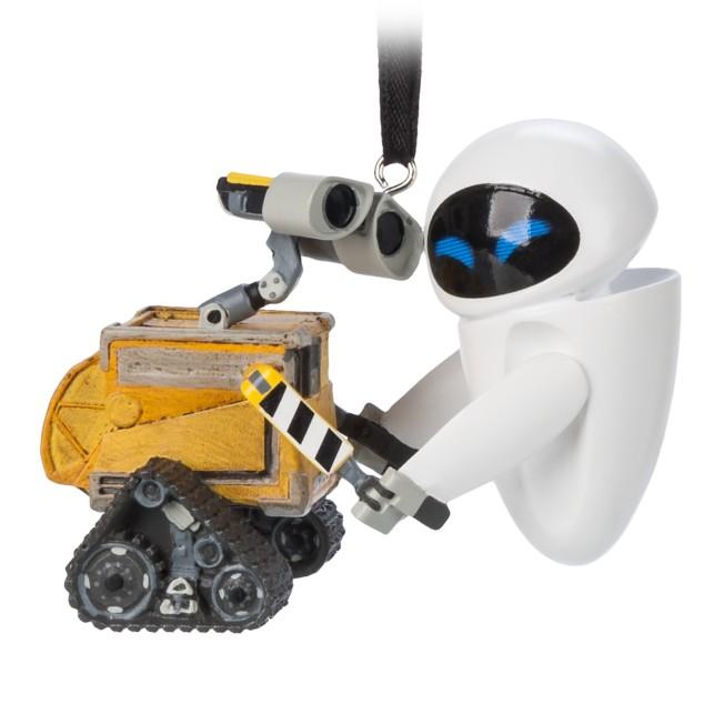WALL•E and E.V.E. Figural Ornament