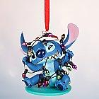 Stitch Sketchbook Ornament - Personalizable
