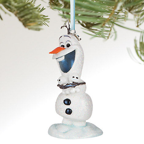 Olaf and Snowgies Sketchbook Ornament - Personalizable