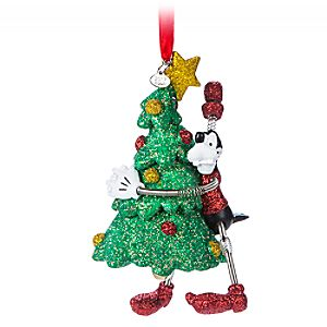 Goofy Sketchbook Ornament - Vintage Toy Series
