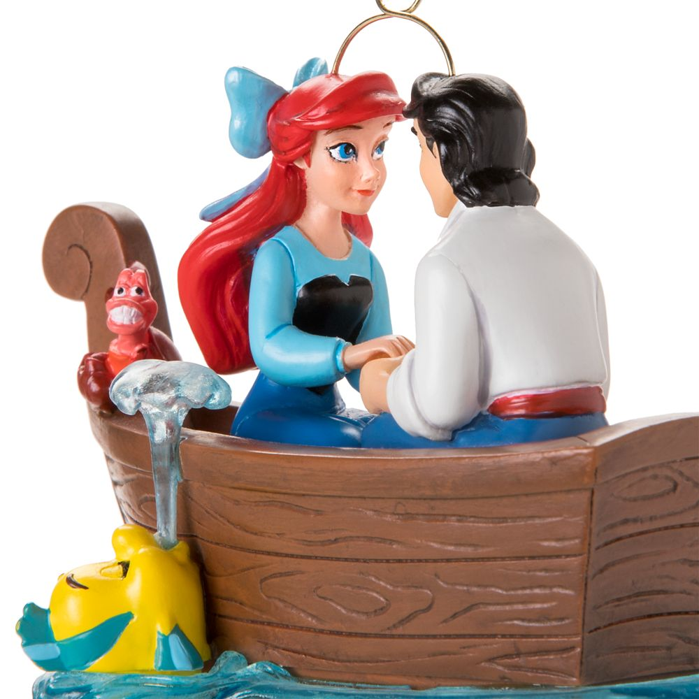 The Little Mermaid Legacy Sketchbook Ornament – Limited Release