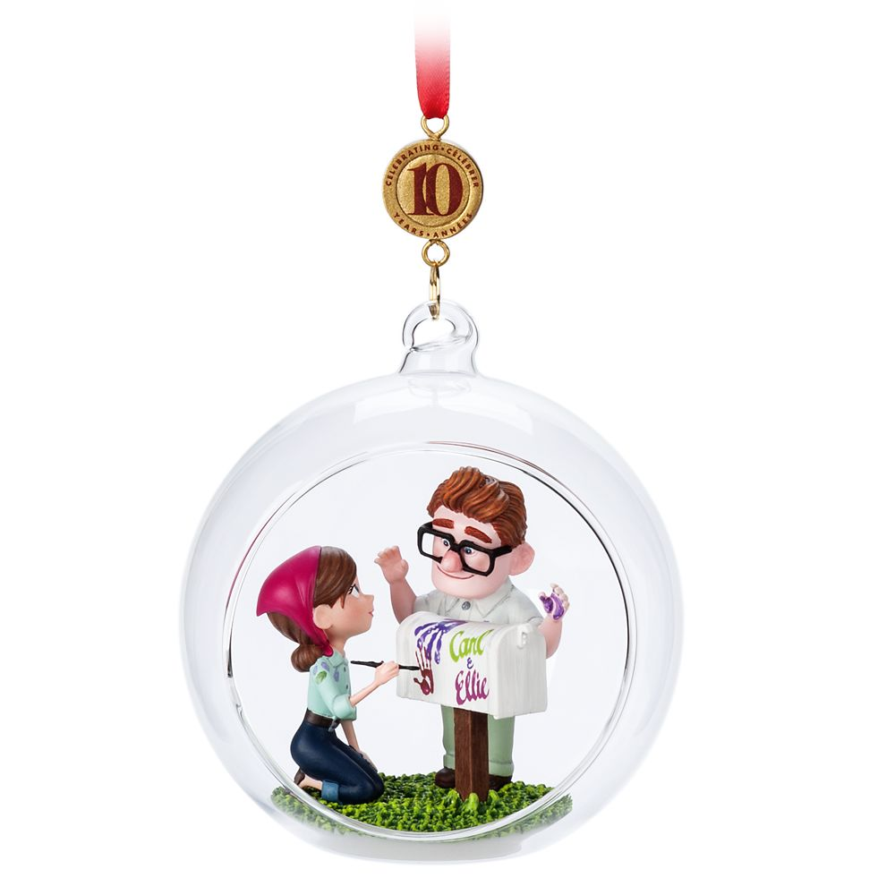 Carl and Ellie Legacy Sketchbook Ornament – Up – Limited Release