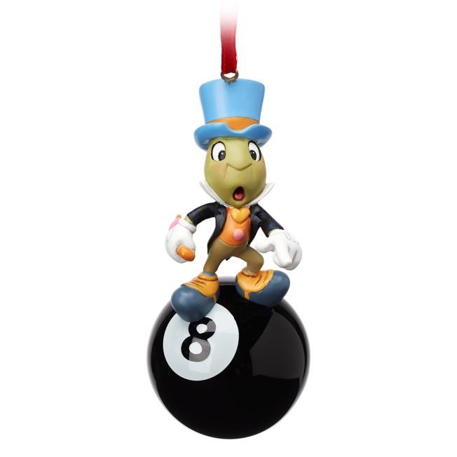 Jiminy Cricket Sketchbook Ornament – Pinocchio
