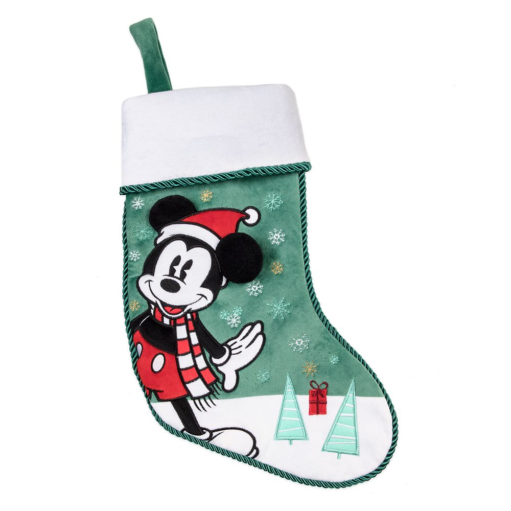 Mickey Mouse Holiday Stocking