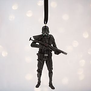 Imperial Death Trooper Sketchbook Ornament - Rogue One: A Star Wars Story - Personalizable