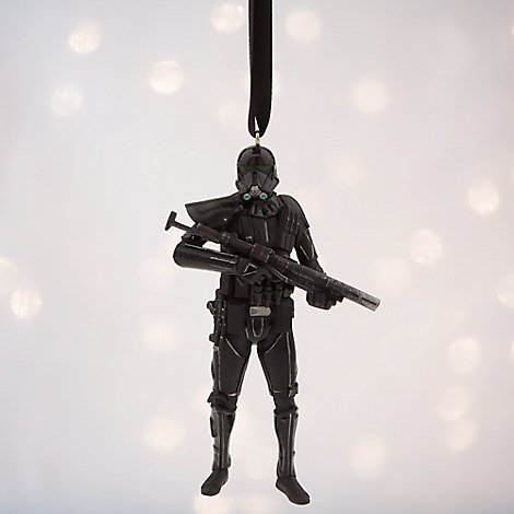 Imperial Death Trooper Sketchbook Ornament - Rogue One: A Star Wars Story
