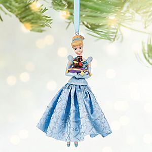 Cinderella Sketchbook Ornament - Personalizable