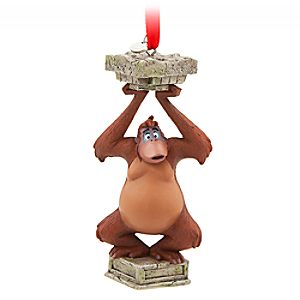 King Louie Sketchbook Ornament