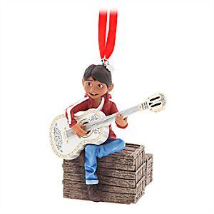 Miguel Singing Sketchbook Ornament - Coco