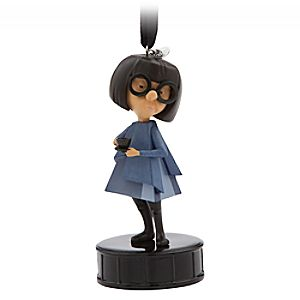 Edna Mode Talking Ornament - Incredibles 2 - Limited Edition