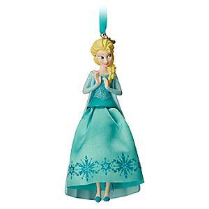 Elsa Sketchbook Ornament - Frozen