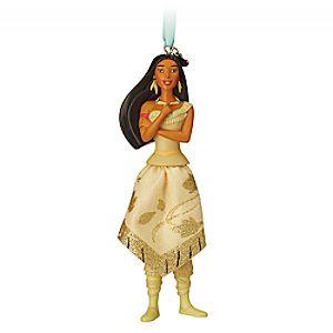 Pocahontas Sketchbook Ornament