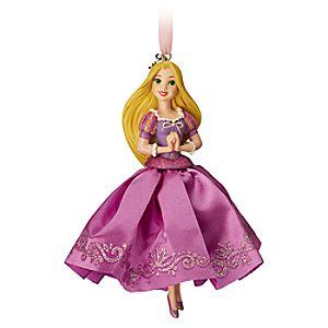 Rapunzel Sketchbook Ornament - Tangled