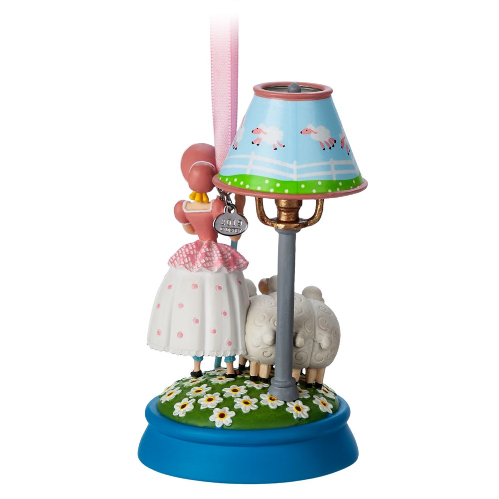Bo Peep and Sheep Light-Up Sketchbook Ornament – Toy Story 4